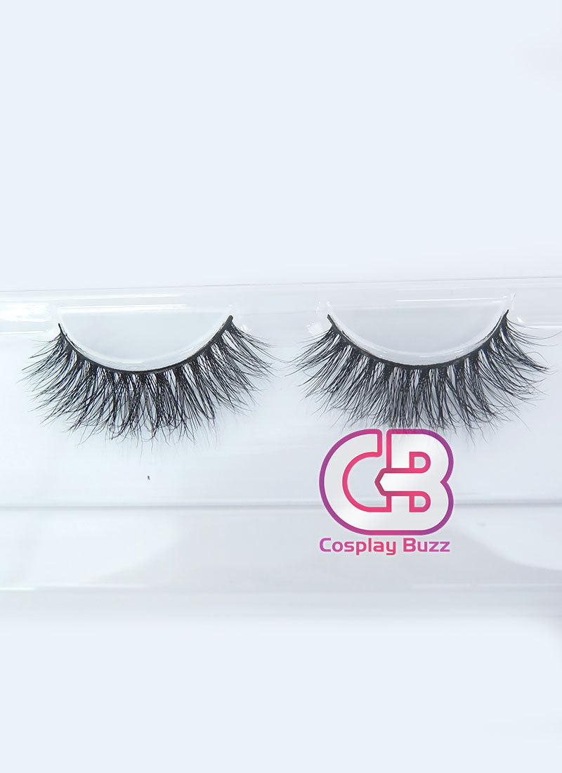 Virgo 3D Mink Eyelashes EL06 - CosplayBuzz