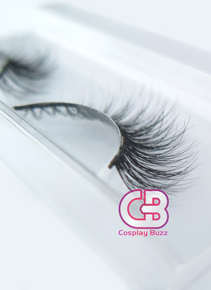 Aquarius 3D Mink Eyelashes EL12 - CosplayBuzz