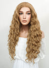 Game of Thrones Cersei Lannister Long Curly Golden Blonde Lace Front Wig LF244 - CosplayBuzz