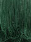 Long Curly Deep Sea Green Lace Front Synthetic Hair Wig LW667V - CosplayBuzz