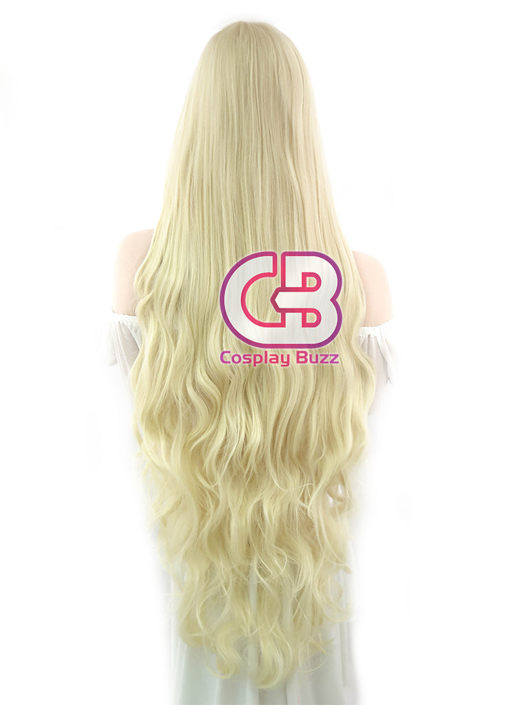 Castlevania: Symphony of the Night Alucard Long Linght Blond Anime Cosplay Wig PL438A - CosplayBuzz