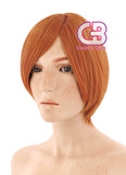 Skip Beat! Kyoko Mogami Short Orange Anime Cosplay Wig TBZ994A - CosplayBuzz