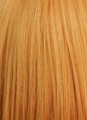 Short Straight Orange Bob Cosplay Wig TH026
