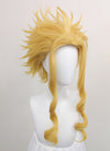 My Hero Academia All Might Short Wavy Blonde Anime Cosplay Wig ZB242 - CosplayBuzz