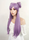 League of Legends Evelynn Long Purple Cosplay Wig ZB245