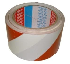 Red White Non-Reflective Self-Adhesive Tape (3926310486050)