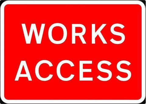1050x750mm Works Access - 7301 (4138030006306)