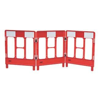Workgate - Red 3-Gate