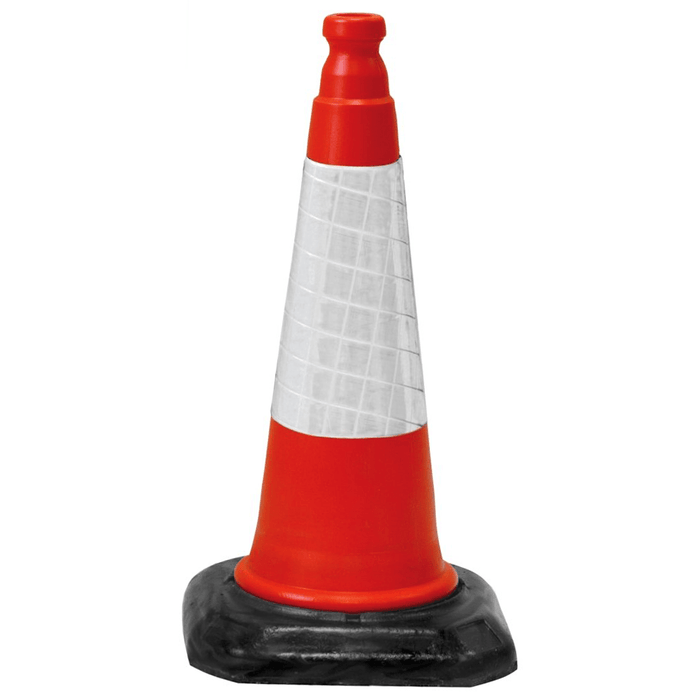 Pack of 10 - 500mm Dominator Traffic Cone