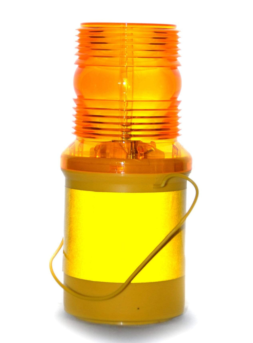 Ecolite - Amber flashing lamp - no photocell (4285964320802)