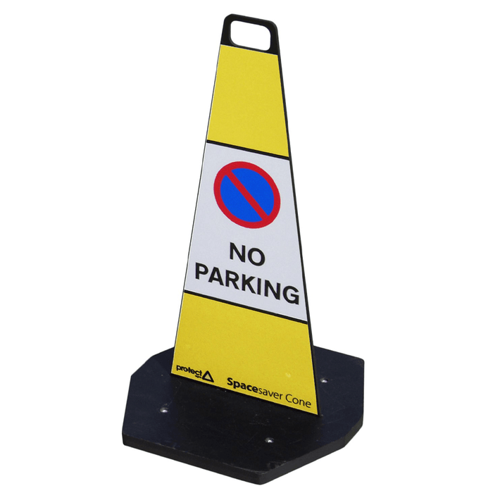 SpaceSaver Cone - No Parking - 500mm Flat Pack