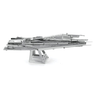 Metal Earth Mass Effect Alliance Cruiser