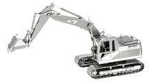 Load image into Gallery viewer, Metal Earth CAT Excavator