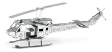 Load image into Gallery viewer, Metal Earth Huey Helicopter
