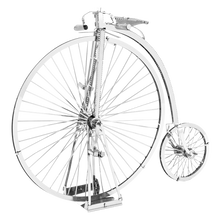 Load image into Gallery viewer, Metal Earth Penny Farthing