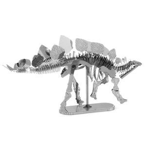 Metal Earth Stegosaurus Skeleton