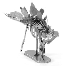 Load image into Gallery viewer, Metal Earth Stegosaurus Skeleton