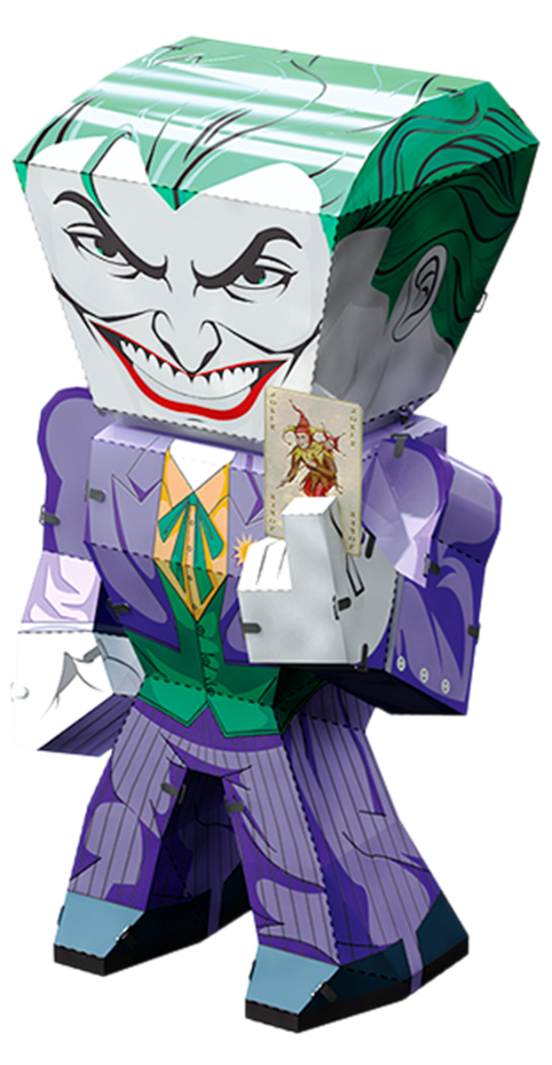 Metal Earth Legends Joker Classic