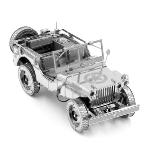 Metal Earth Iconx Willys Overland