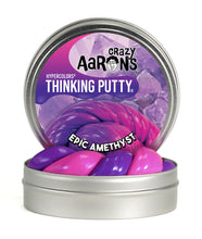 Load image into Gallery viewer, Crazy Aaron's Thinking Putty - Hypercolors - Epic Amethyst