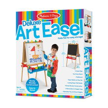 Load image into Gallery viewer, Deluxe Wooden Standing Art Easel