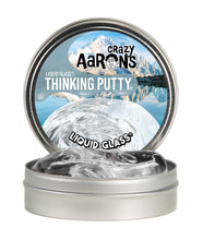Load image into Gallery viewer, Crazy Aaron's Thinking Putty - Liquid Glass  - Liquid Glass