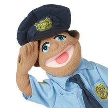 Load image into Gallery viewer, Police Officer Puppet