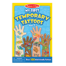 Load image into Gallery viewer, My First Temporary Tattoos - Blue