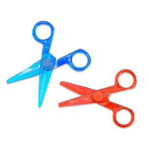 Child-Safe Scissor Set - 2pcs