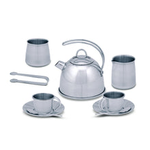 Load image into Gallery viewer, Metal Tea Set