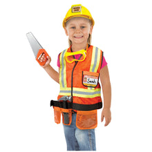 Load image into Gallery viewer, Construction Worker Role Play Costume Set