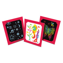 Load image into Gallery viewer, Deluxe Combo Scratch Art Set