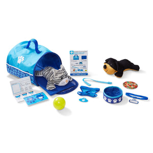 Tote & Tour Pet Travel Play Set