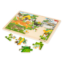 Load image into Gallery viewer, Pets Jigsaw Puzzle - 24pc