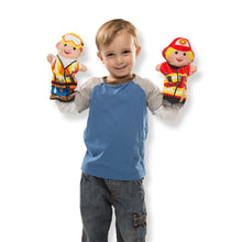Load image into Gallery viewer, Jolly Helpers Hand Puppets