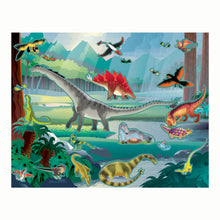 Load image into Gallery viewer, Reusable Sticker Pad - Prehistoric