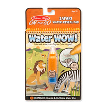 Load image into Gallery viewer, Water Wow! - Safari Water Reveal Pad