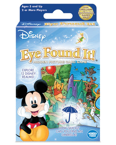 Disney Eye Found It! Card Game