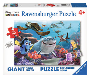 Finding Nemo: Smile! - 60pc Giant Floor Puzzle