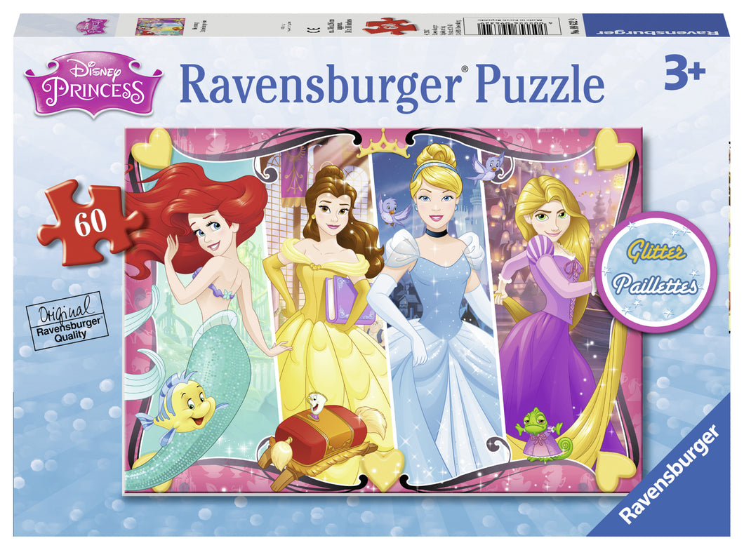 Heartsong - 60pc Glitter Puzzle