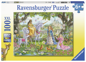 Princess Party - 100pc Puzzle