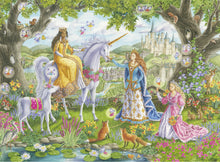 Load image into Gallery viewer, Princess Party - 100pc Puzzle