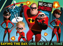 Load image into Gallery viewer, Incredibles 2 - 100pc Puzzle Puzzle