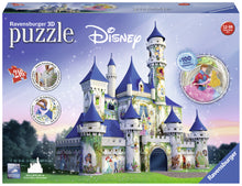Load image into Gallery viewer, Disney Castle - 216pc 3D Puzzle