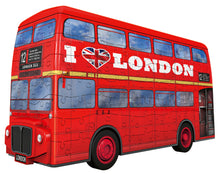 Load image into Gallery viewer, London Bus - 216pc 3D Puzzle