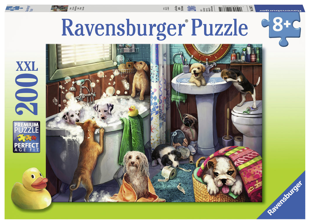 Tub Time - 200pc Puzzle