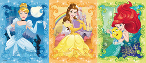 Beautiful Disney Princesses - 200pc Panorama Puzzle