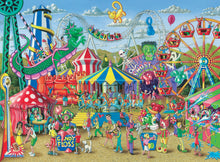 Load image into Gallery viewer, Fun at the Carnival - 300pc Puzzle