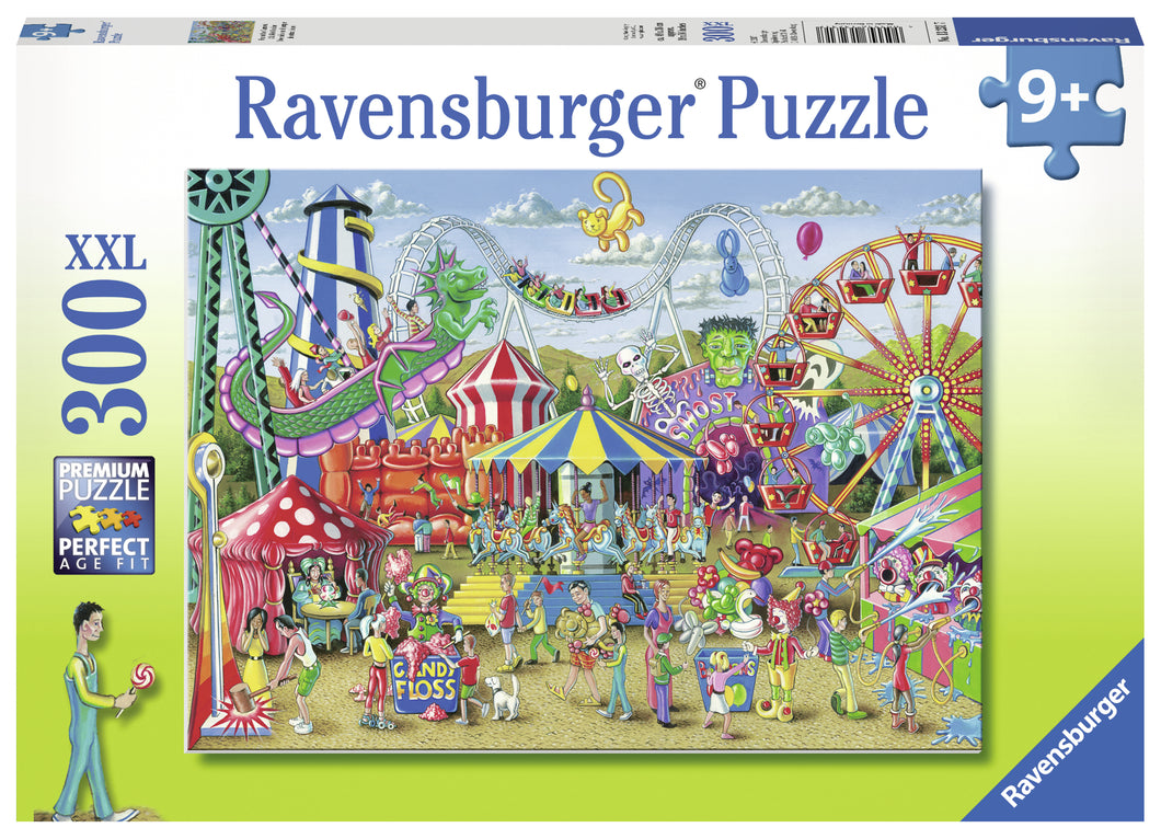Fun at the Carnival - 300pc Puzzle