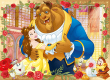 Load image into Gallery viewer, Belle & Beast - 100pc Puzzle